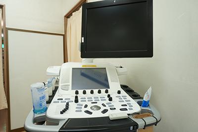 【超音波診断装置】